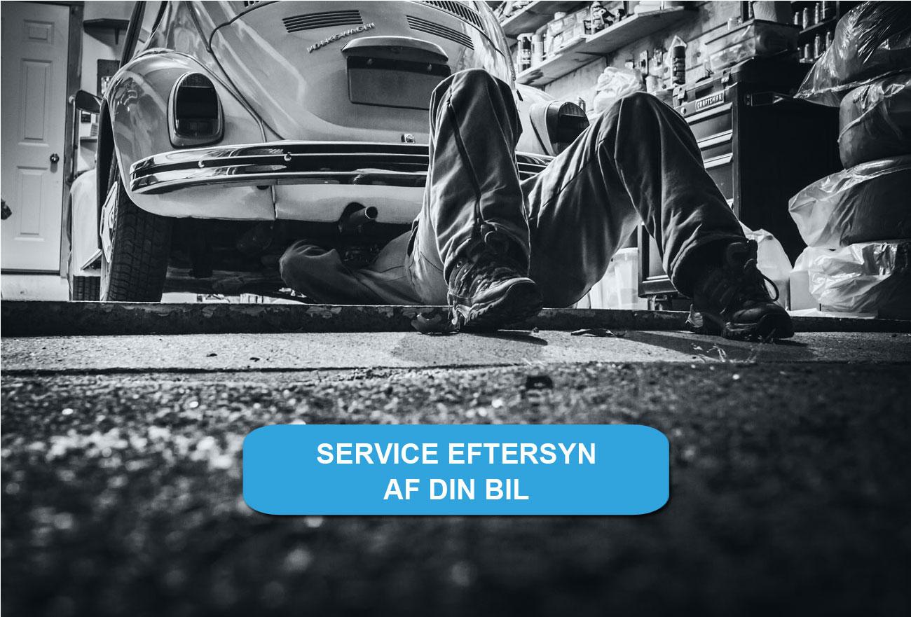 service eftersyn af din bil