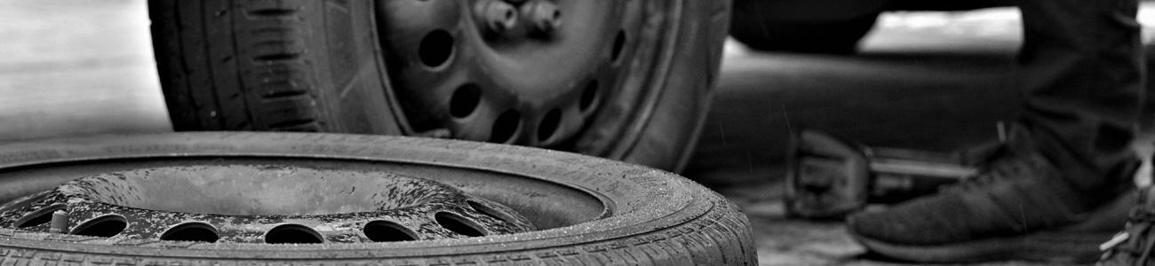 Skift fra vinter til sommer hjul hos Vojens trailerudlejning